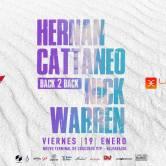 Hernán Cattaneo & Nick Warren: La Feria On Tour