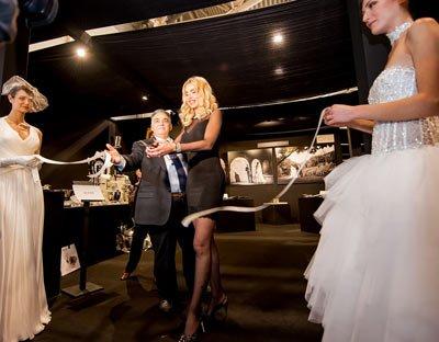 valeria marini madrina roma sposa 2014