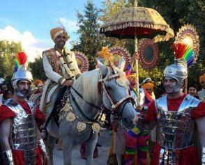 matrimonio indiano fasano sposo