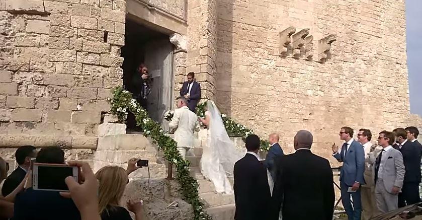 nozze charly gilkes von trotha taylor video