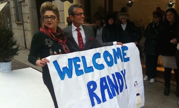 welcome randy