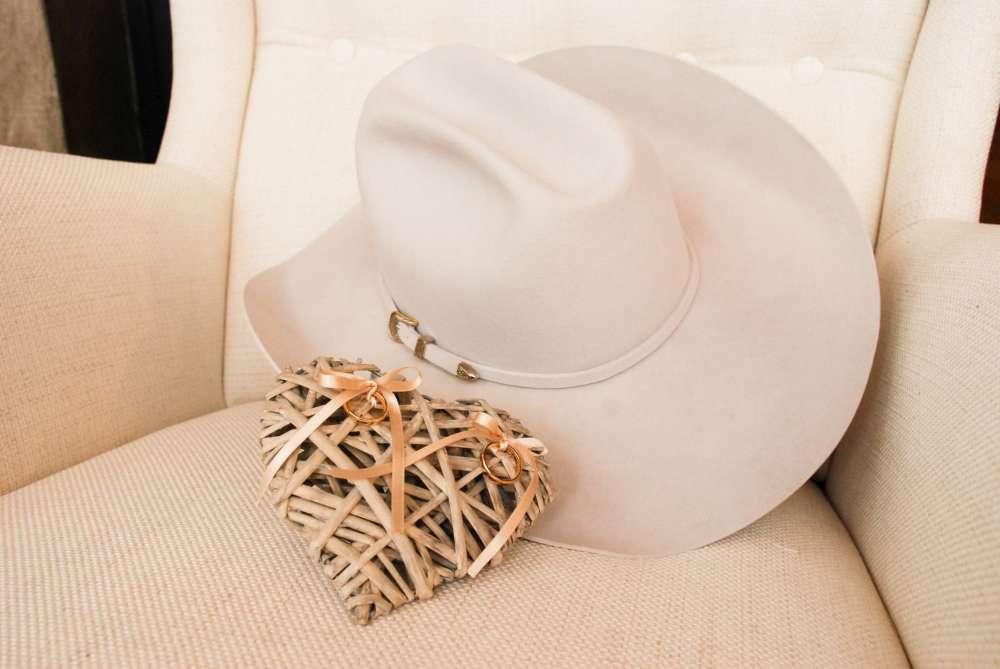 cappelli matrimonio country