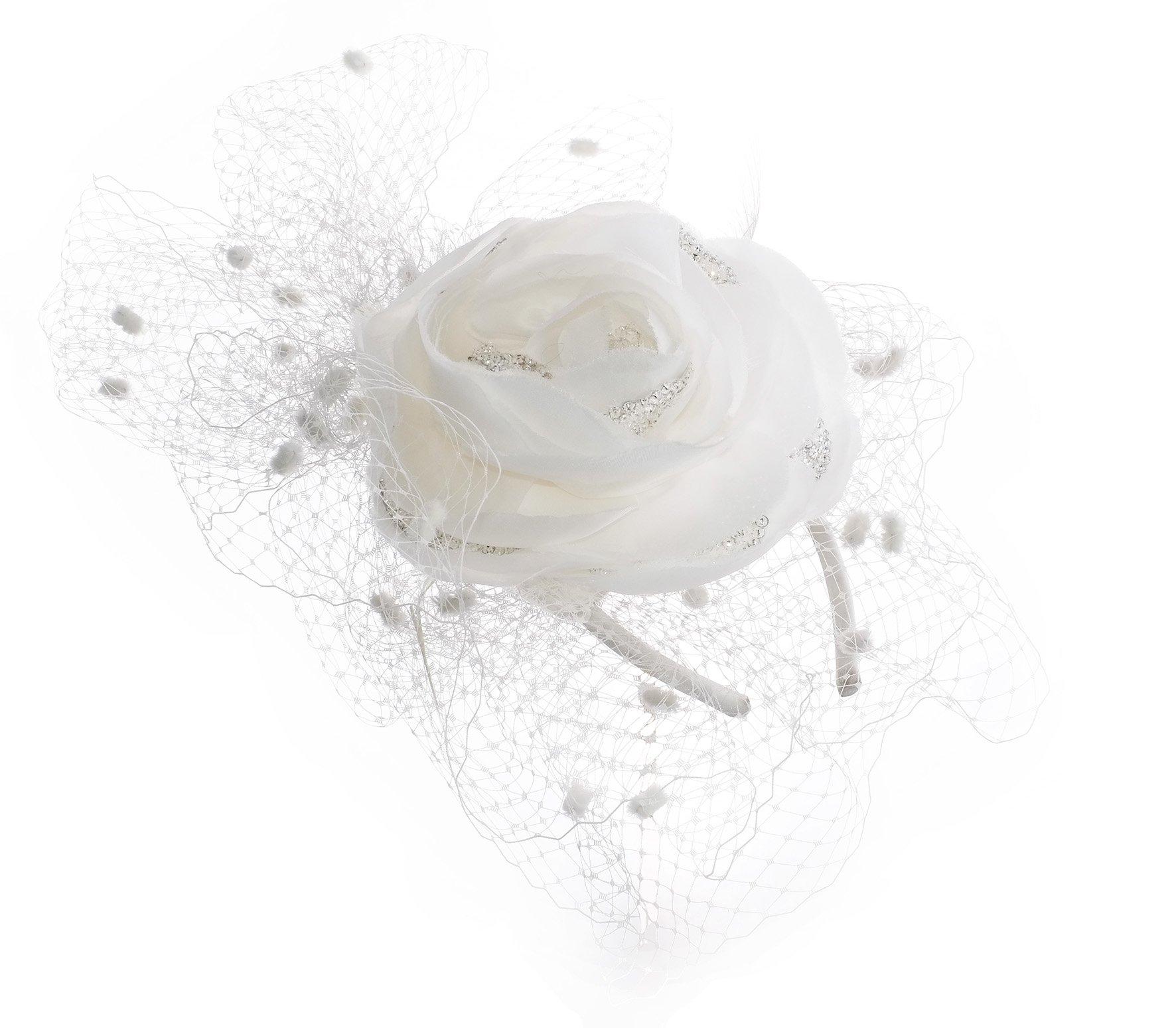 copricapo sposa
