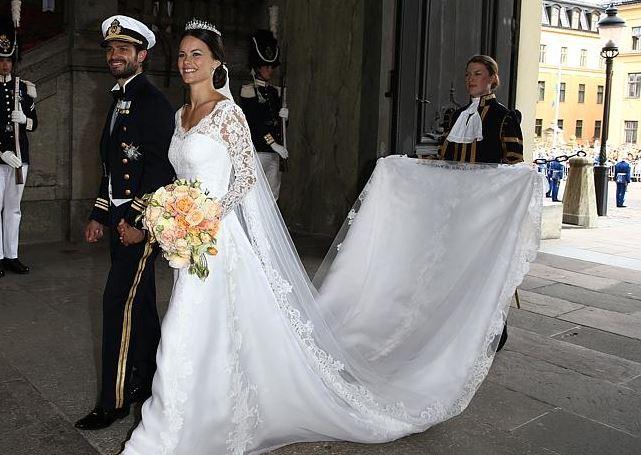 matrimonio reale svezia