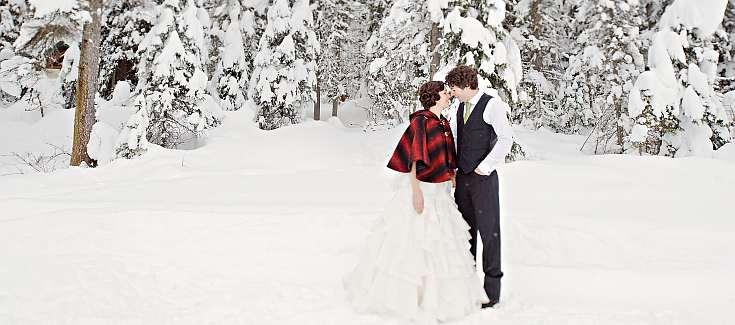 Matrimonio nella neve