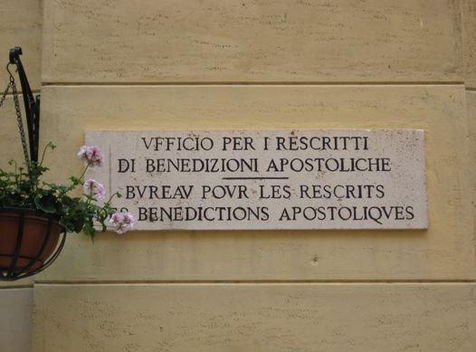 elemosineria apostolica pergamena