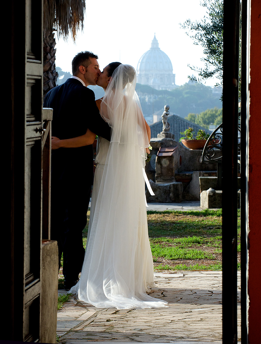 WeddingTourism matrimonio Roma sposi nozze