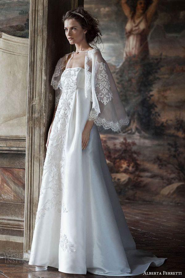Alberta Ferretti sposa, Collezione Bridal Forever 2016 (Tiche)