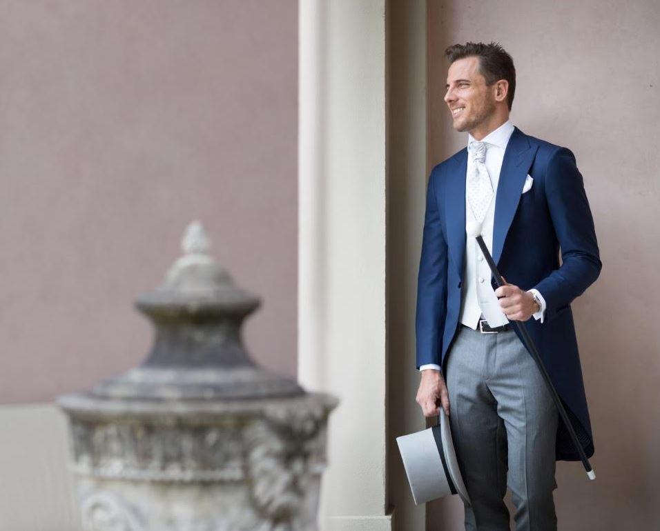 Vestito Matrimonio Uomo Tight : Abito da sposo uomo scelta tra tight o completo classico