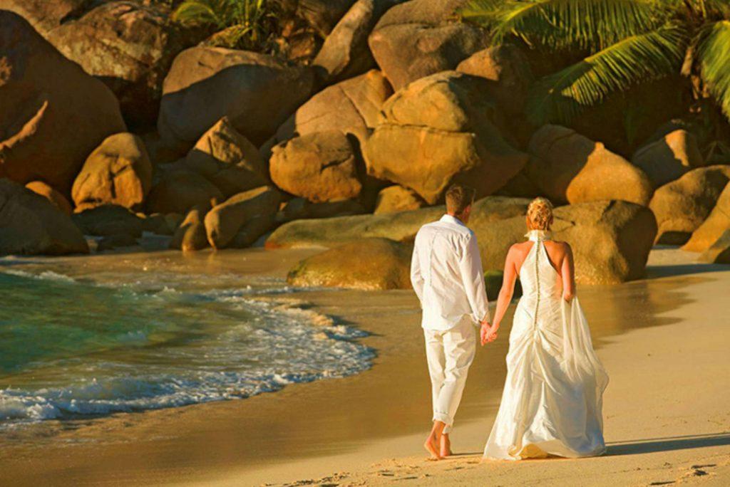 Seychelles per gli sposi
