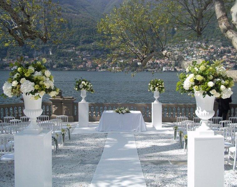 Matrimonio al CastaDiva