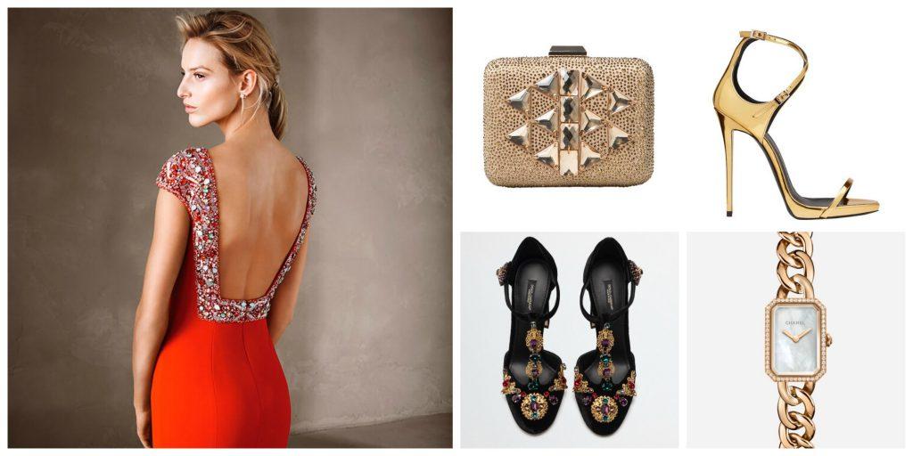 Matrimonio a Capodanno, accessori