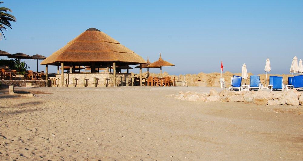 Viaggio di nozze a Cipro, spiaggia