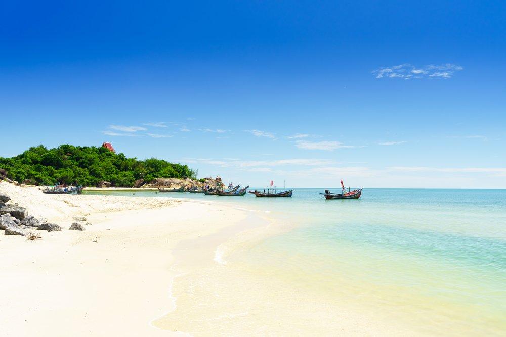 Viaggio di nozze in Senegal, le spiagge