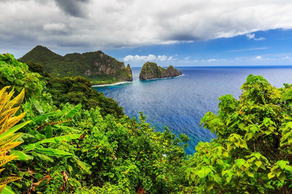 Viaggio di nozze Isole Samoa, panorama