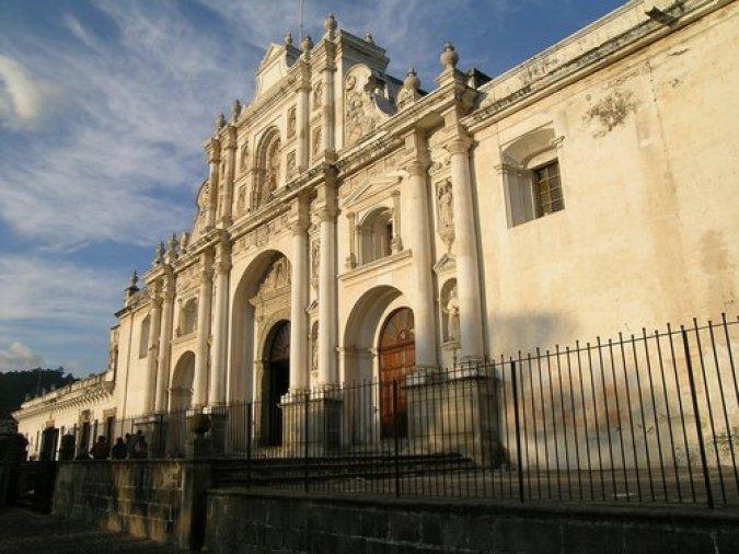 Viaggio di nozze in Guatemala, la capitale Antigua