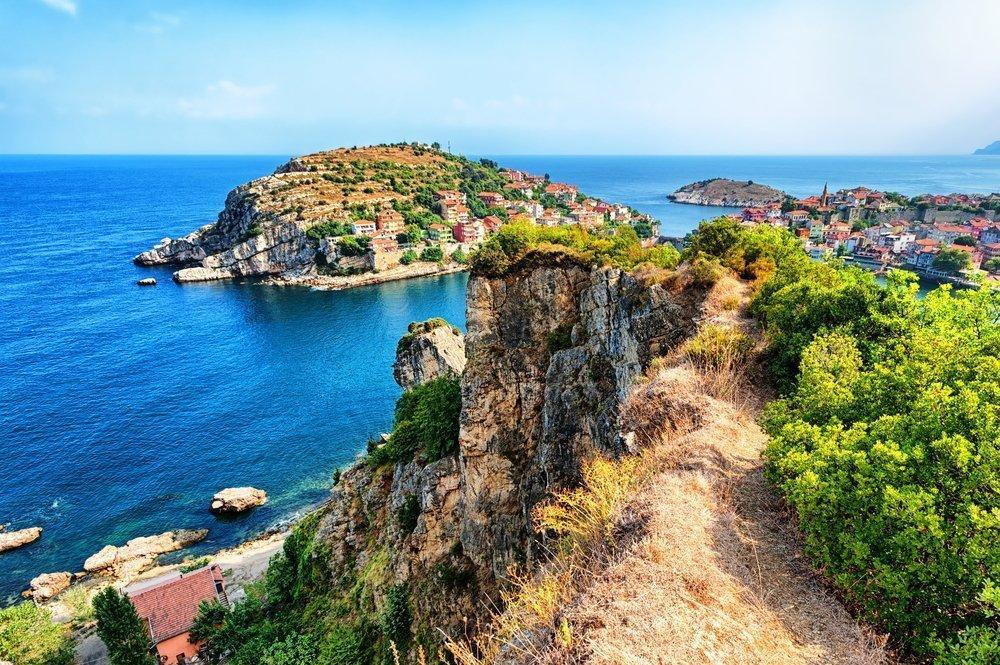 Viaggio di nozze Mar Nero
