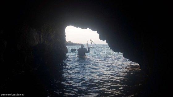 Cueva del Llop Marí en la isla de Tabarca