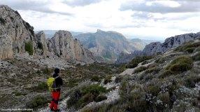 Barranc de la Canal, sierra Serella