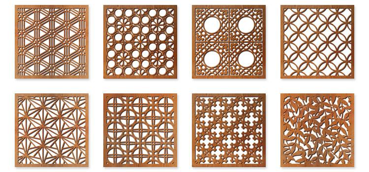Decorative Panels And Ventilation Grills