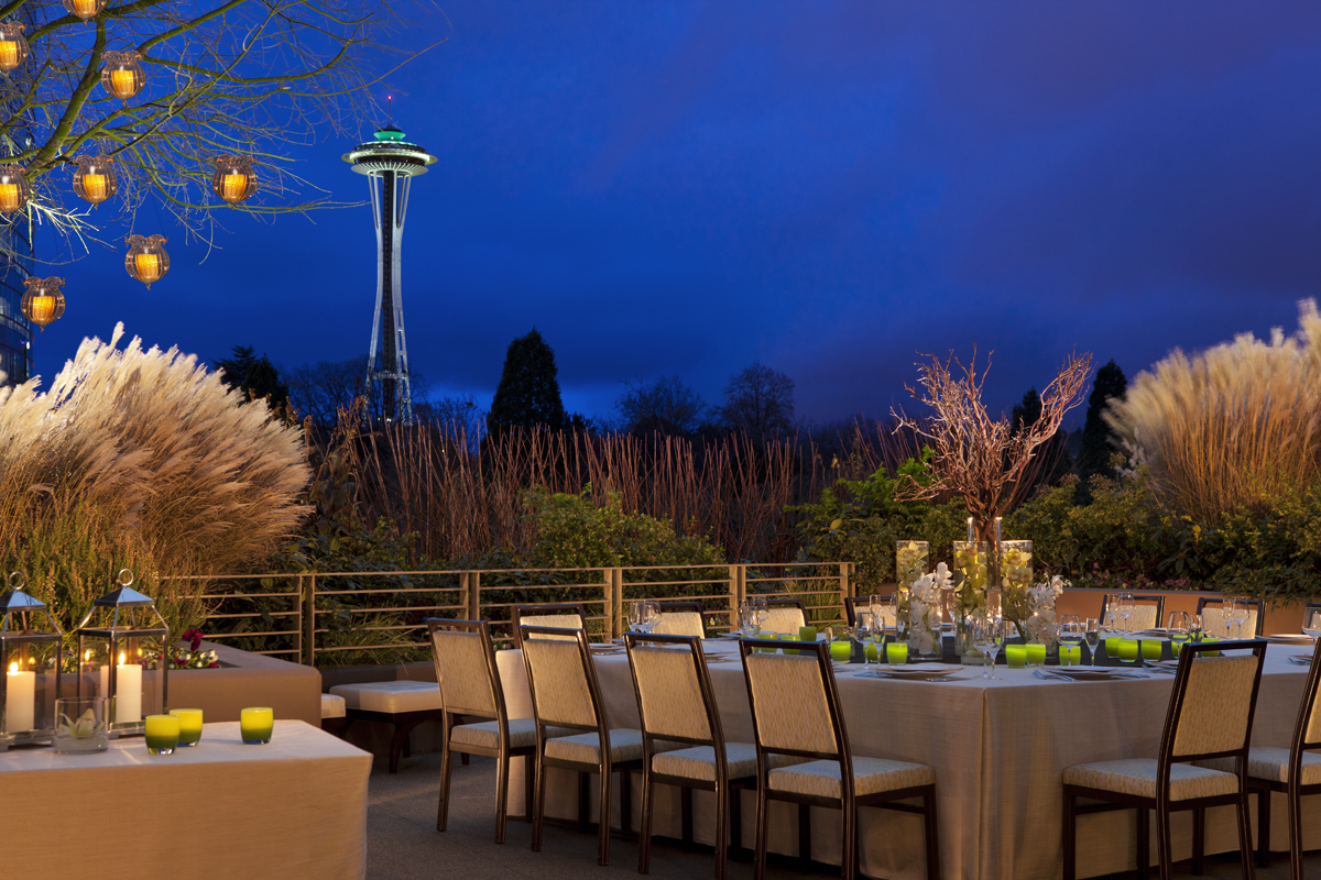 Luxury Hotel Image Gallery  Pan Pacific Seattle