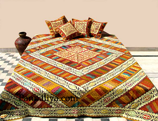 King Size Indian Quilts