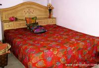 WHOLESALE KANTHA STITCH WORK KING SIZE BEDSPREADS