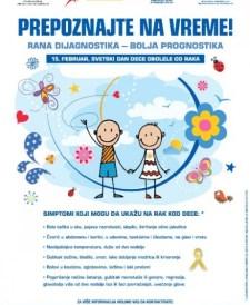 2 Poster rani simptomi