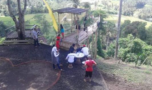 Twin Hill Wisata Alternatif Baru Di Kabupaten Bangli