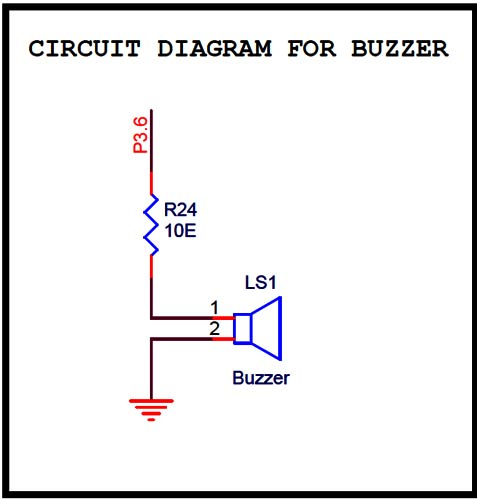 How to Interface Buzzer with ARM9 Stick Board