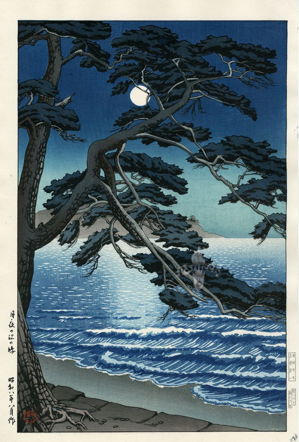 Japanese Woodblock Print