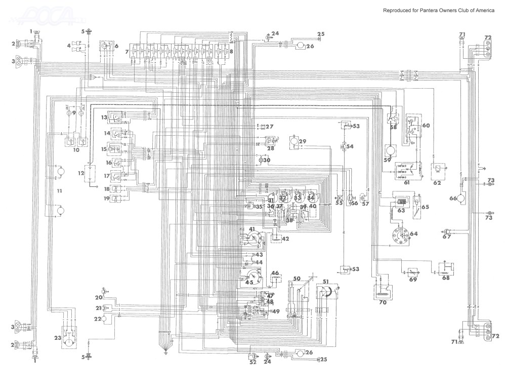 medium resolution of electrical diagrams wire diagram 98 ski doo touring detomaso pantera wiring diagram