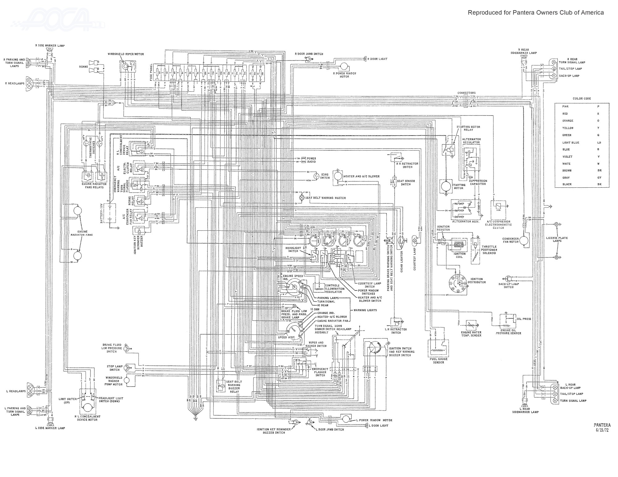 hight resolution of detomaso pantera wiring diagram wiring diagram third level electrical wiring diagram of maruti 800 car