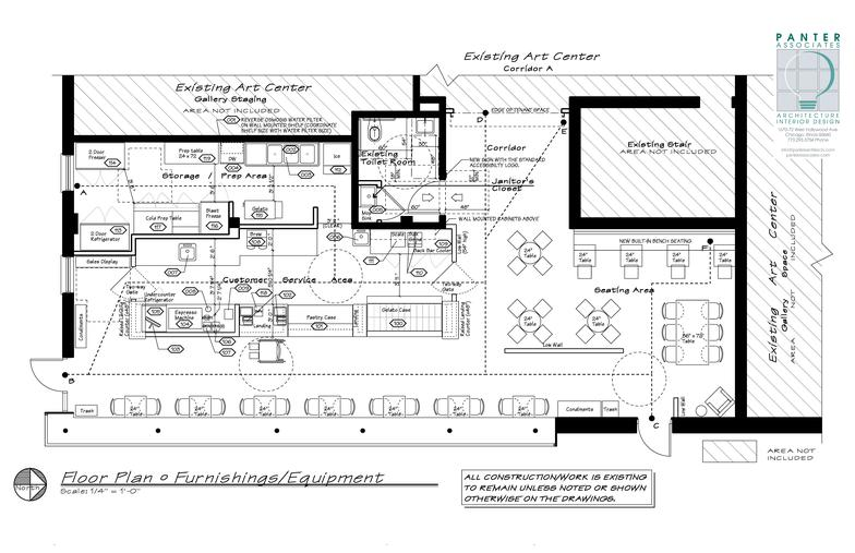 electrical plan office
