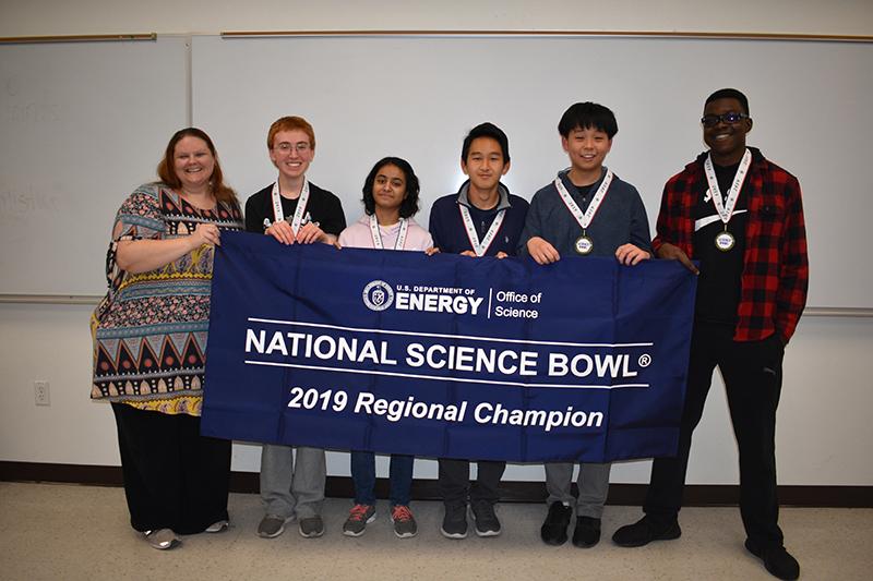 Students compete at Pantex Regional Science Bowls   Pantex Plant