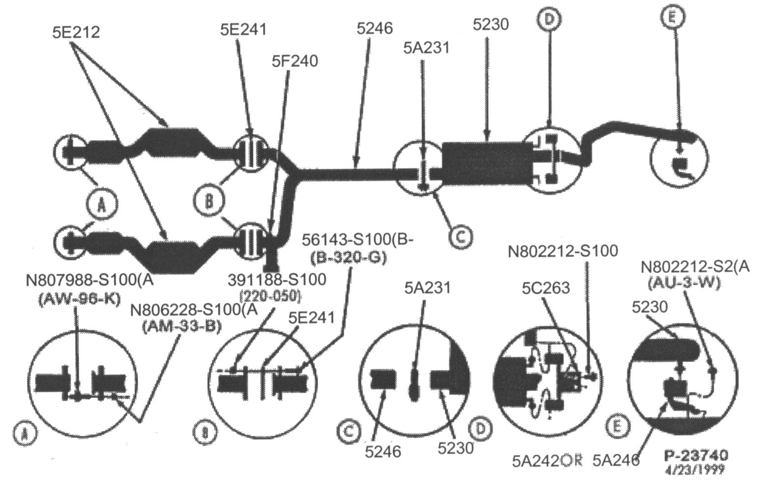 2003 ford explorer exhaust diagram wiring for bt telephone socket 1998 windstar schematic escape