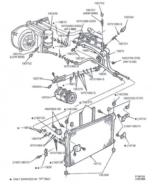 small resolution of ford eatc electronic automatic temperature control retrofit 1999 ford truck wiring diagram ford eatc wiring diagram