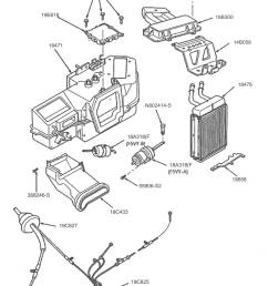1999 ford explorer heating system diagram product wiring diagrams u2022 2000 ford expedition fuse guide [ 1738 x 2222 Pixel ]