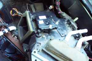 Ford Crown Victoria Heater Core Pictures