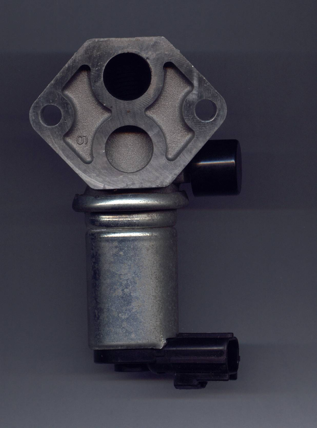 Idle System Malfunctionnormally A Dirty Iac Idle Air Control Valve