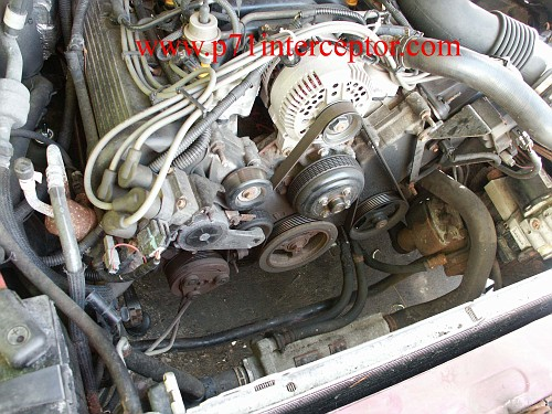 302 Ford Engine Spark Plug Wiring Diagram Ford Crown Victoria Power Steering Pump Replacement