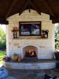 Fort Worth Expert Outdoor Fireplaces, Firepits & Services ...