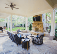 Fort Worth Expert Outdoor Fireplaces, Fire pits & Services