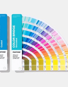 Pantone color bridge set coated  uncoated view also  inspiration rh