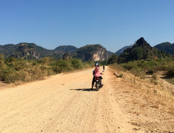 route thakhek loop