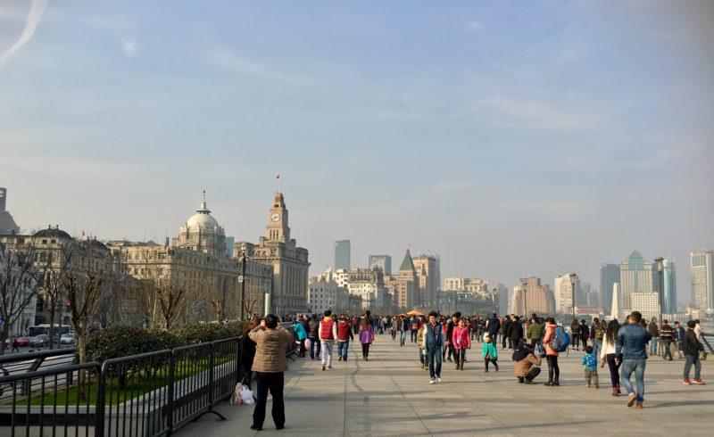 top 5 des endroits à visiter à Shanghai, bund