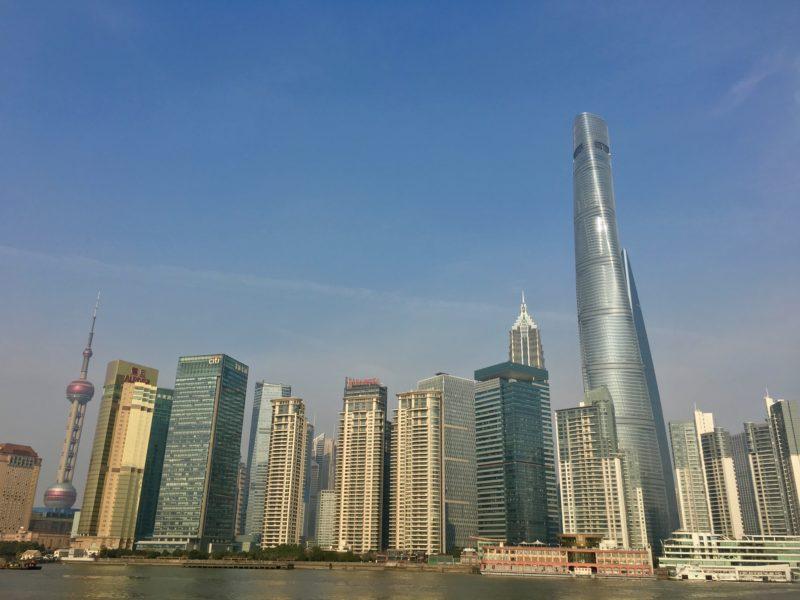 top 5 des endroits à visiter à Shanghai, shanghai tower