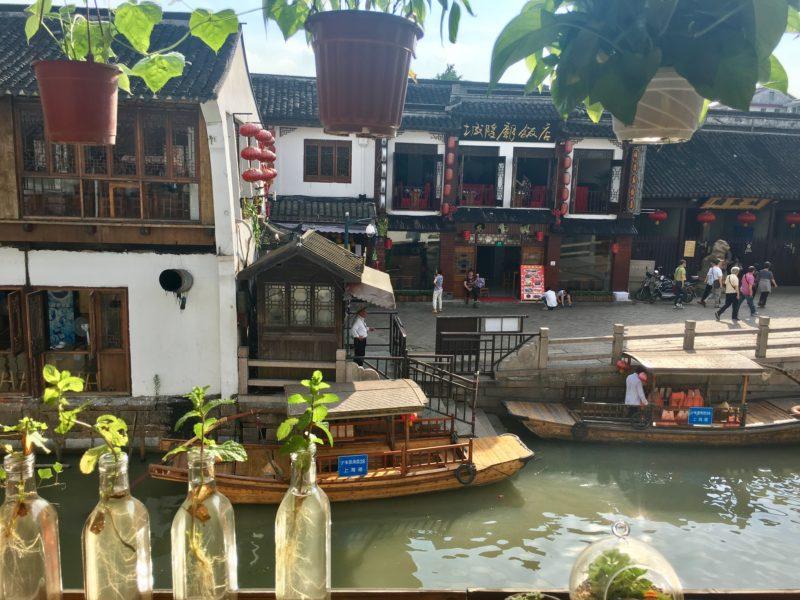 top 5 des endroits à visiter à Shanghai, zhujiajiao