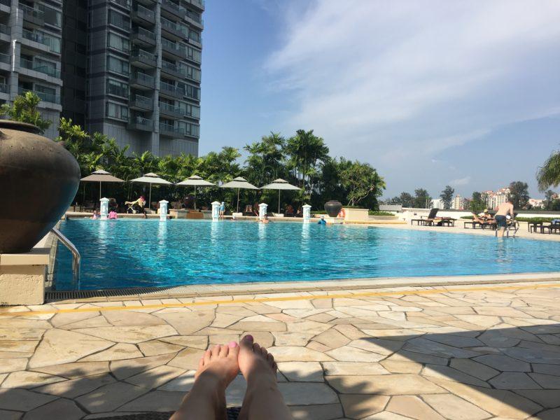hotel, singapour, escapade