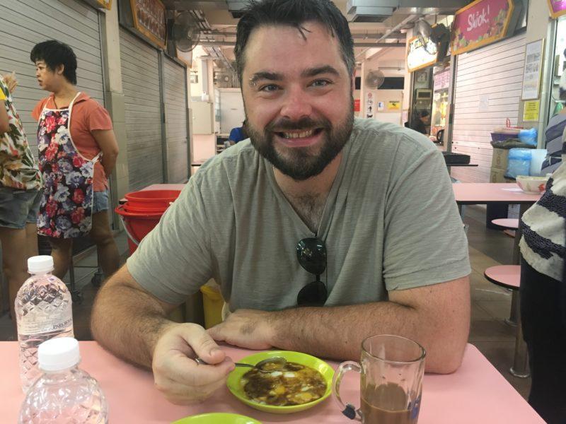 singapour, escapade, dejeuner